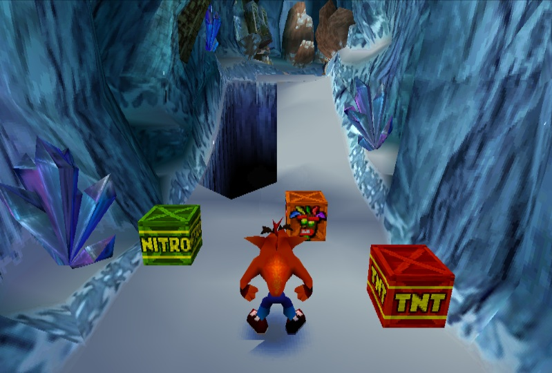 Crash Bandicoot 2 Cortex Strikes Back U ISO